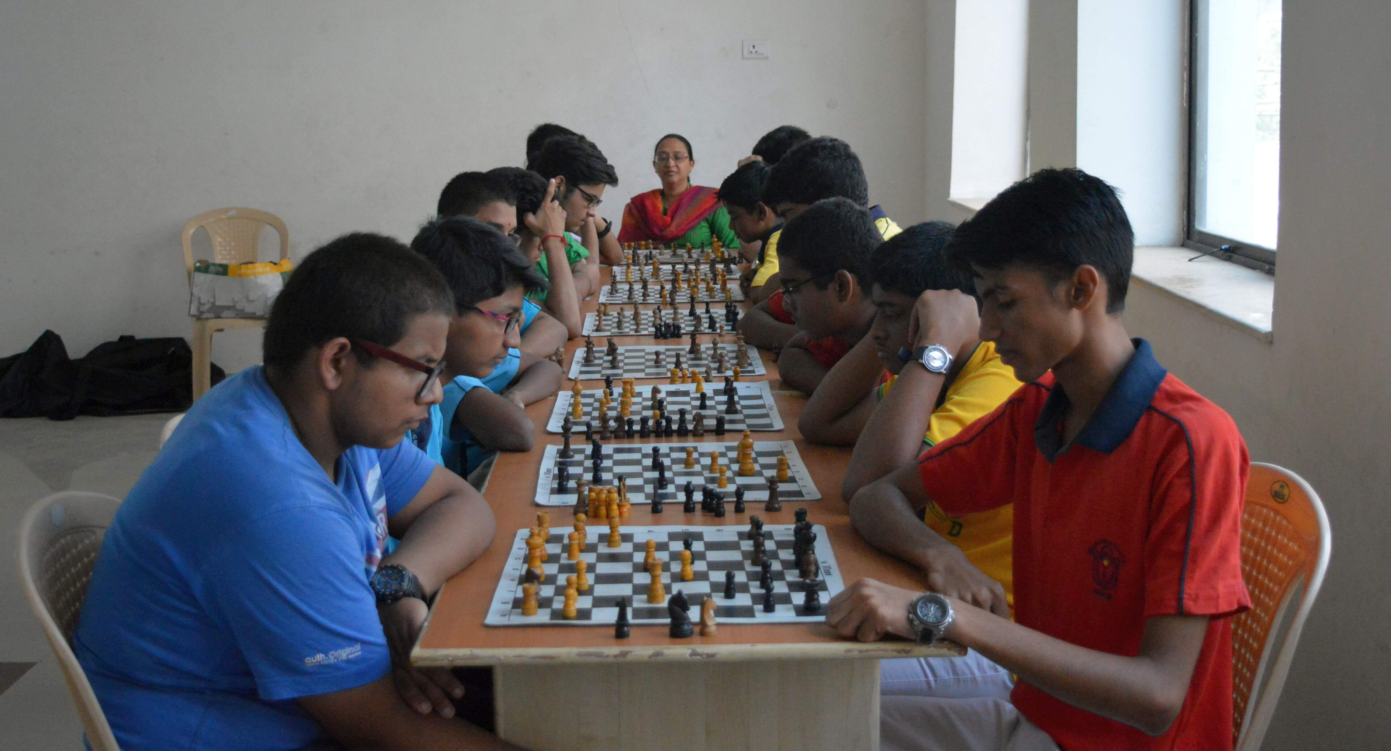 Indoor Sports - Chess
